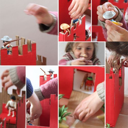 Chateau-fort-playmobil