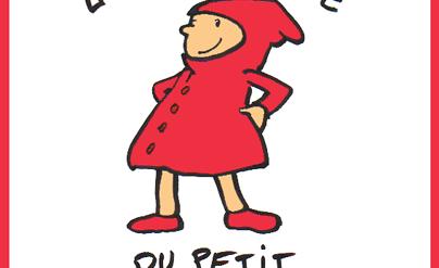 En dessins - Dessin du chaperon rouge ...