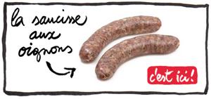 La-saucisse-aux-oignons