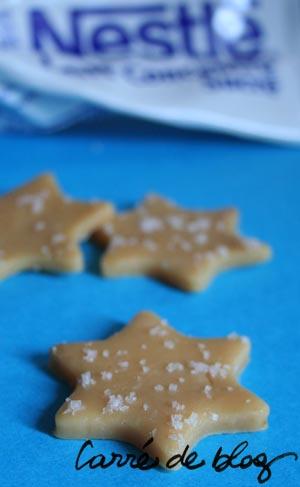 Caramels lact s - Comment cuisiner des marrons en boite ...
