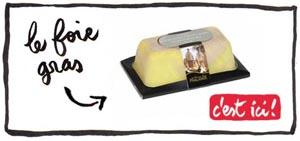 produit foie gras