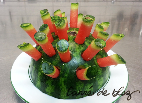 melon pasteque
