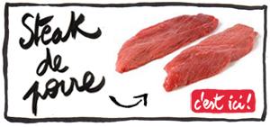 carré produit steak de poire