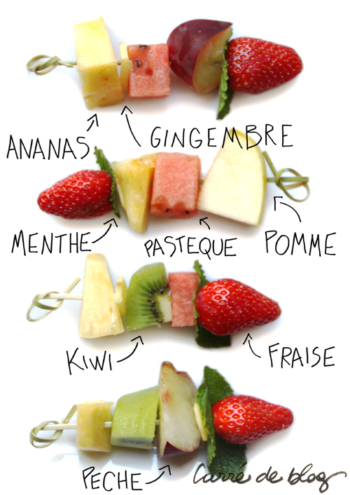 brochettes de fruit 5